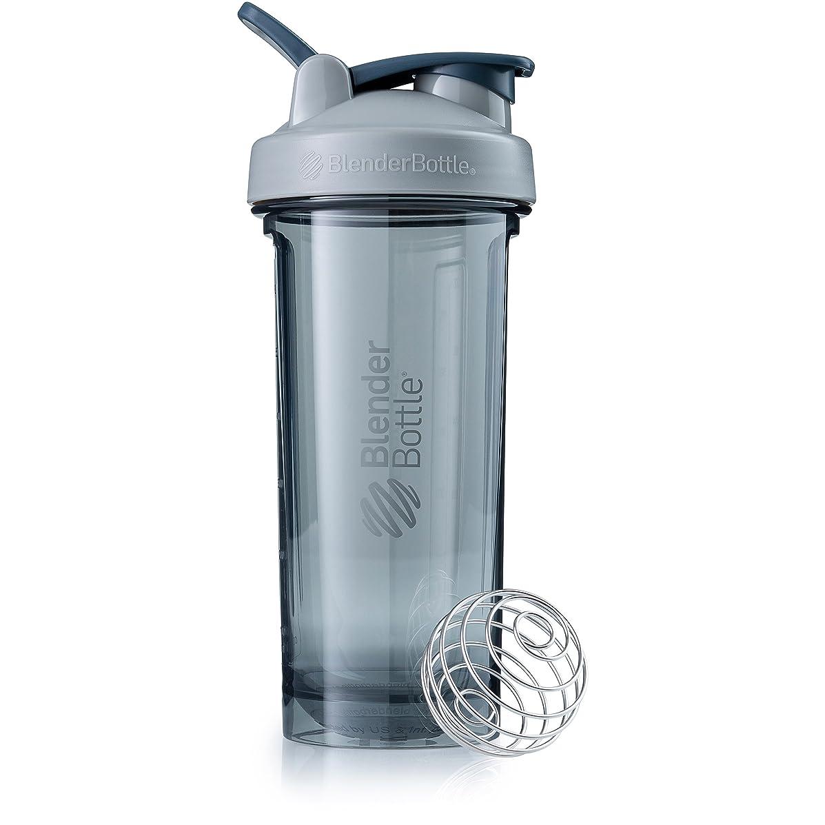 勝つ証人とげブレンダーボトル 【日本正規品】 ミキサー シェーカー ボトル Pro Series Tritan Pro28 28オンス (800ml) ぺブルグレー BBPRO28 PG