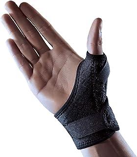 LP Support 563CA Thumb Bandage - Thumb Guard - Thumb Splint from the Extreme Series, tamaño:talla única, color:negro