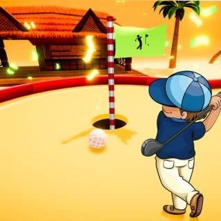 Real Mini Golf Challenge: Arcade Sports Game - Play Golf in Space