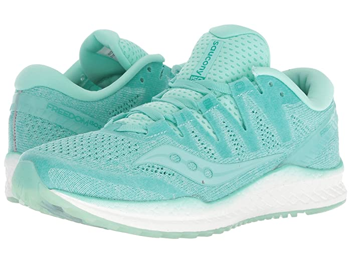 Saucony Saucony Freedom ISO2 (Lavender Quake) Women's Running Shoes from Zappos | ShapeShop