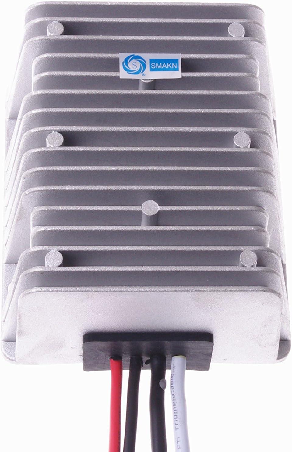 SMAKN DC-DC Converter Step-Down Buck Module 24V 36V (16-36V) to 12V 40A 480W waterproof power converter