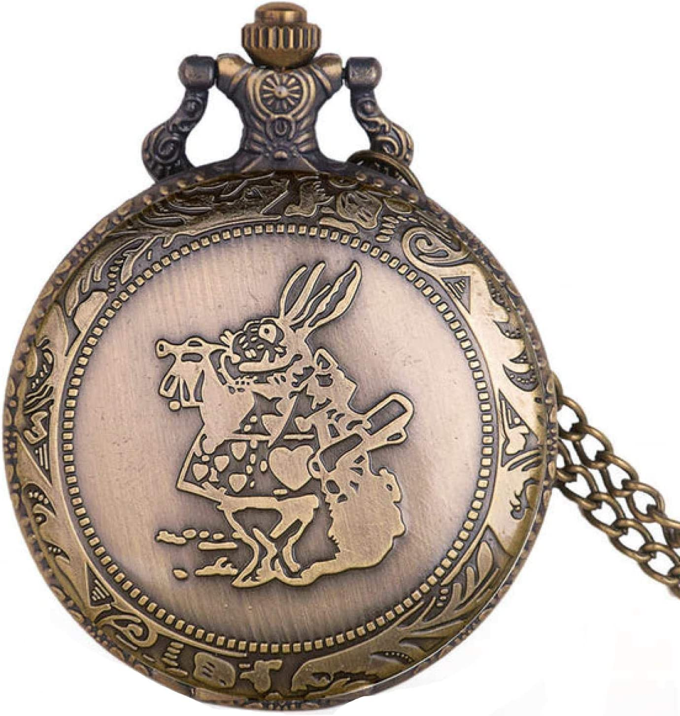 Akopiuto Vintage Pocket Popularity Watches Analog Pendant Necklace Watch Jacksonville Mall