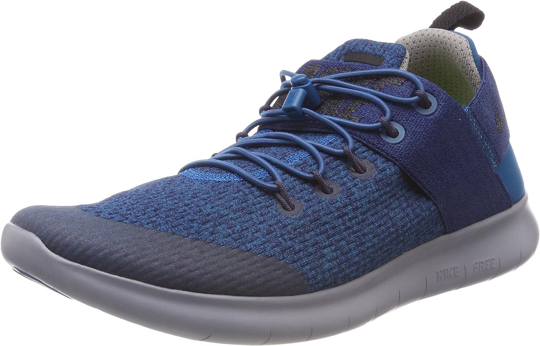 Nike Damen W Free Rn Commuter 2017 Premium Laufschuhe, Cobblestone schwarz, 39 EU