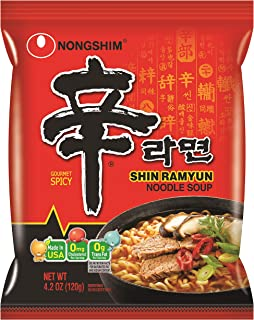 Best Spicy Ramyun Noodles of 2020 – Top Rated & Reviewed