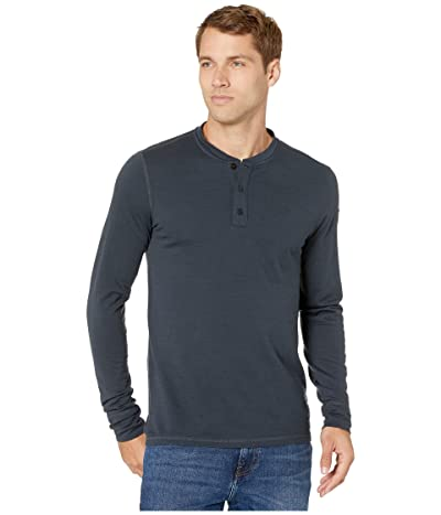 Fjallraven Singi Merino Henley (Dark Navy) Men