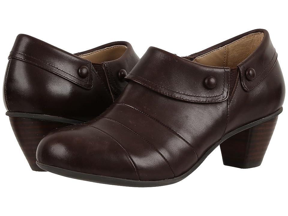 Drew Ashton (Dark Brown Smooth Leather) Women