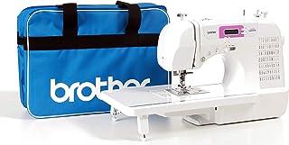 Brother CX70PE (Patchwork Edition) - Máquina de coser electrónica con 70 puntadas de costura (útiles, elásticas, decorativ...