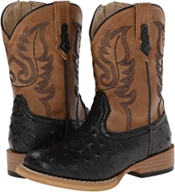 Western Square Toe Boot (Toddler)
