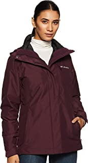 Columbia Women's Whirlibird IV Interchange Winter Jacket, Waterproof & Breathable