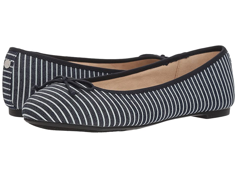 Circus by Sam Edelman Charlotte (Navy/White Denim Stripe) Women