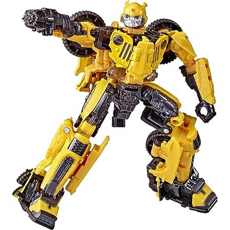 『トランスフォーマー』 映画『バンブルビー』 おもちゃ スタジオシリーズ 57 デラックスクラス オフロードバンブルビー アクションフィギュア - 大人/子供用 8歳以上、4.5インチ