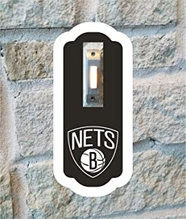 Applied Icon, NBA Unisex-Adult Doorbell Graphic Decal