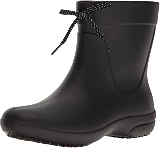Crocs Women's Freesail Shorty Rainboot