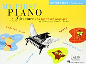 My First Piano Adventure: Writing Book A