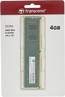 Transcend 4GB JM DDR4 2666 U-DIMM 1Rx16 1.2V (JM2666HLD-4G)