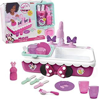 Amazon Com Minnie Mouse Kitchen Sets Play Food Pretend Play Toys Games