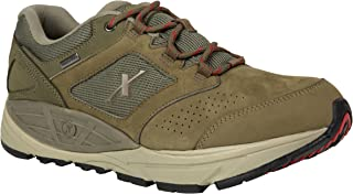 Xelero Hyperion II-Low Men's Comfort Therapeutic Extra Depth Hiking Shoe Leather/Mesh Lace-up