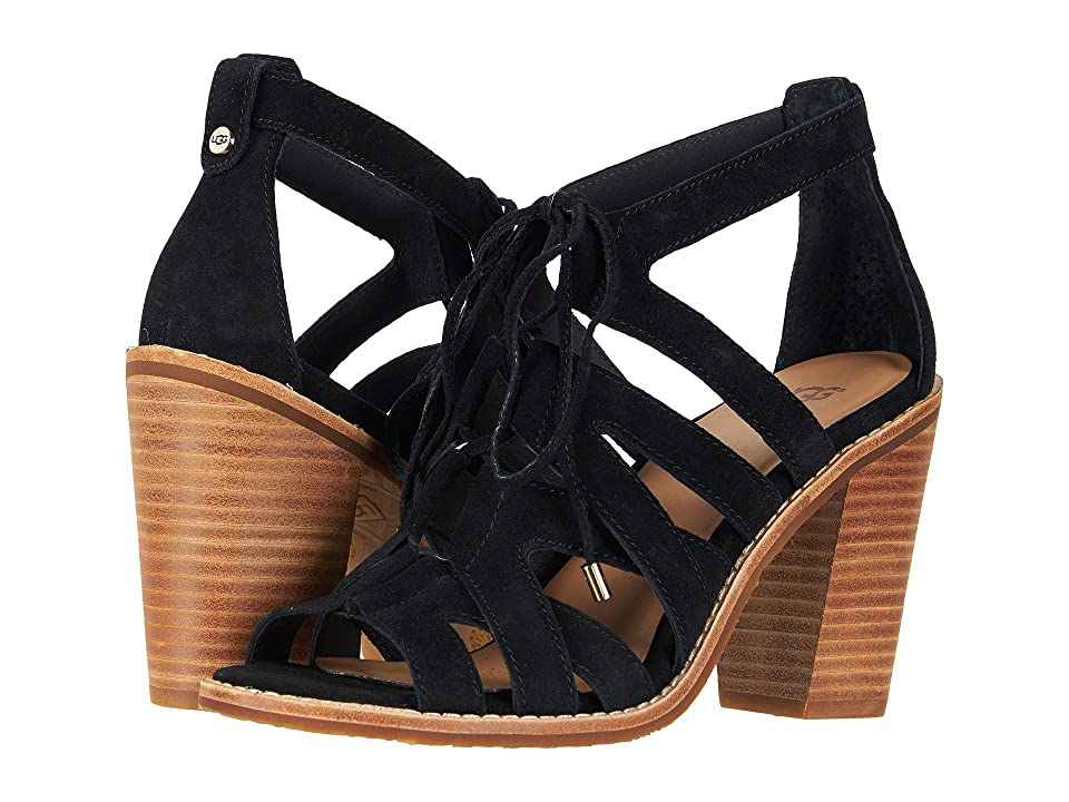 UGG Harris (Black) High Heels