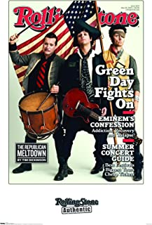 Best green day rolling stone poster Reviews