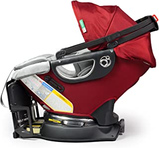 Orbit Baby Infant Car Seat and Base G2, Ruby (Discontinued by Manufacturer)