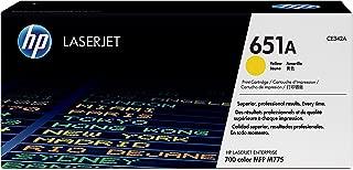 HP 651A   CE342A   Toner Cartridge   Yellow