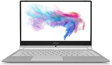 MSI Modern 14 A10RB-651IN Intel Core i7-10510U 10th Gen 14-inch Laptop(8GB/512GB NVMe SSD/Windows 10 Home/MX250, 2GB Graph...