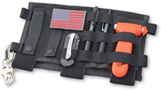 Delta Provision Co. Tactical MOLLE Visor Panel - Car or Truck - Organize Your Tactical Gear.