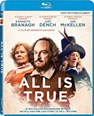 ALL IS TRUE arrives on Blu-ray, DVD and Digital August 13 from Sony Pictures