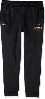 Adult Men Offside Team Issued Fleece Pant, Black, X-Large