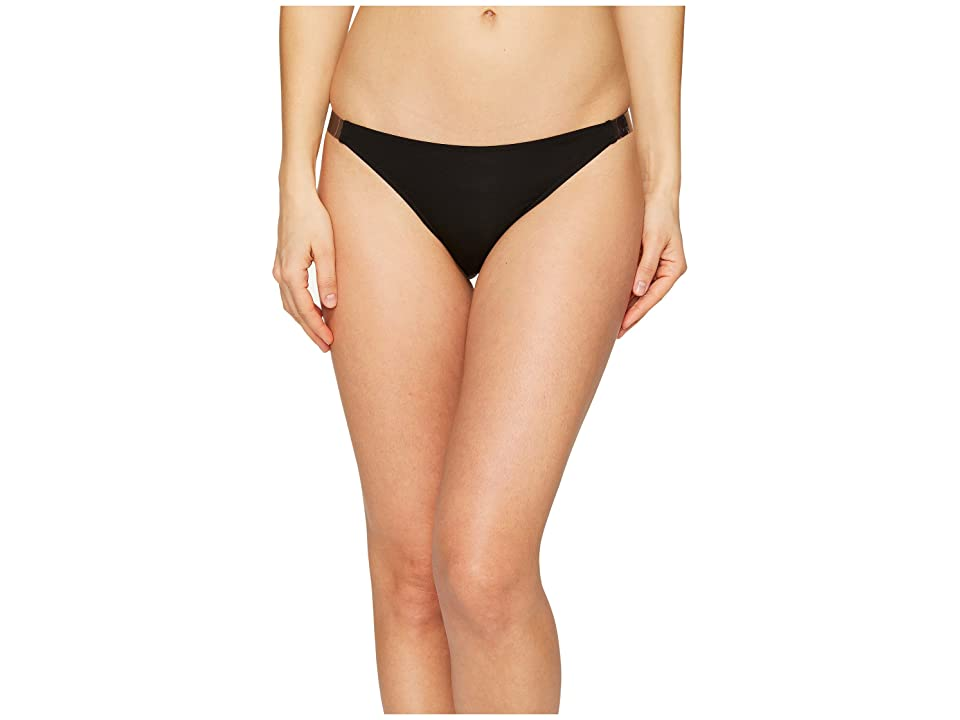 La Perla Plastic Dream Low Rise Brief (Black) Women