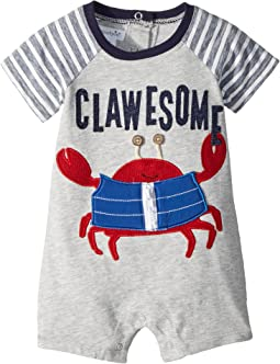 Clawsome Raglan One-Piece (Infant)