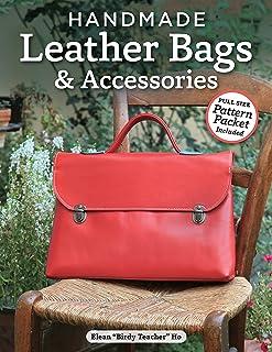 Handmade Leather Bags & Accessories (Design Originals, Band 5036)