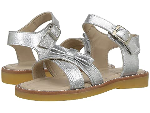 6ed0584186e5 Elephantito Lili Crossed Sandal w Bow (Toddler Little Kid) at Zappos.com