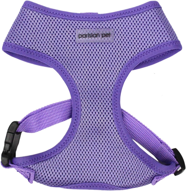 Parisian Pet Freedom Dog Harness, XSmall, purplec