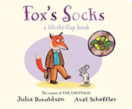 Fox's Socks (Tales From Acorn Wood)