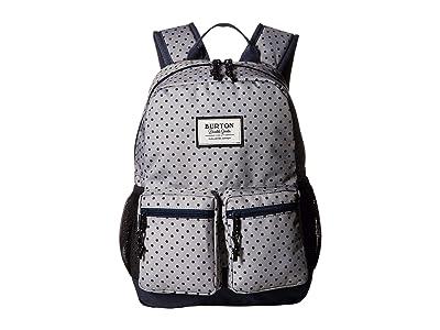Burton Kids Gromlet Pack (Little Kid/Big Kid) (Wild Dove Polka Dot Print) Backpack Bags