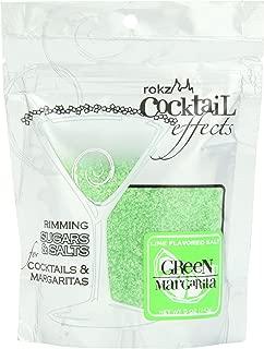 Rokz Design Group Green Margarita Salt, 5 Ounce