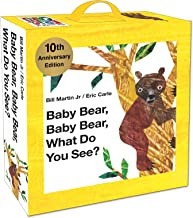 Baby Bear, Baby Bear, What Do You See? Cloth Book (Brown Bear and Friends)