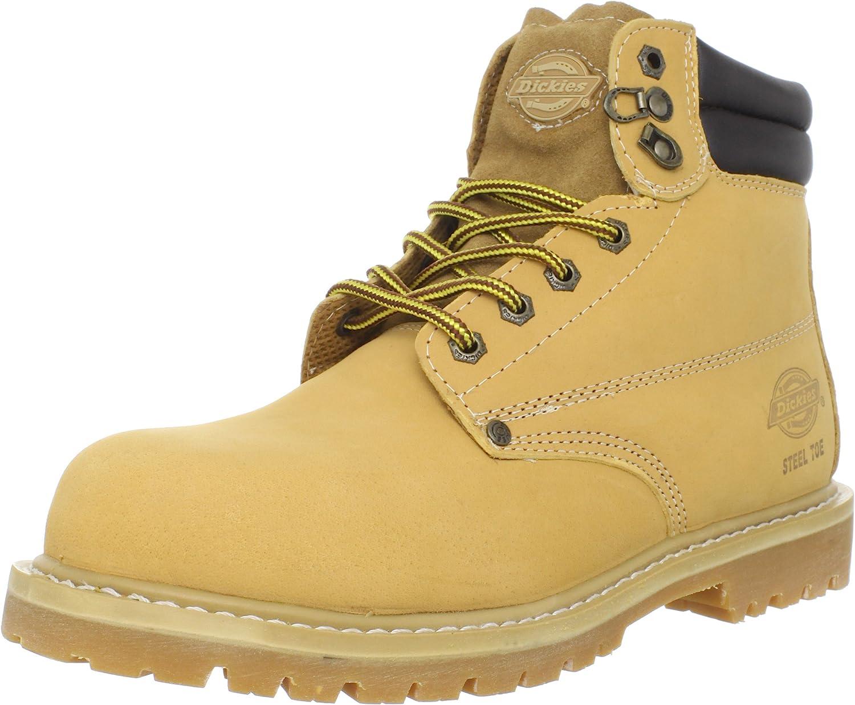 Dickies Men's Raider Steel-Toe Work shoes