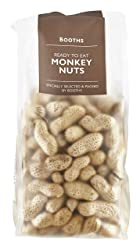 Booths Monkey Nuts, 350 g