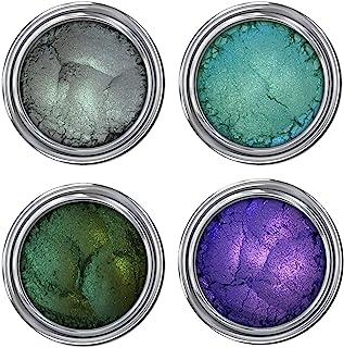 Concrete Minerals Eyeshadow | Longer-Lasting With No Creasing | 100% Vegan and Cruelty Free | Handmade in U...