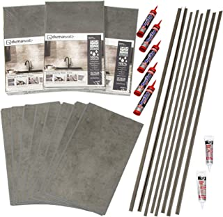 DumaWall Shower and Tub Surround Kit (Steel Wool)