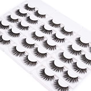 Best dramatic 3d mink lashes Reviews