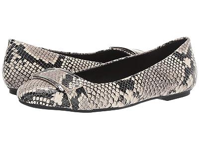 Calvin Klein Oneta (Natural Two-Tone Snake) Women
