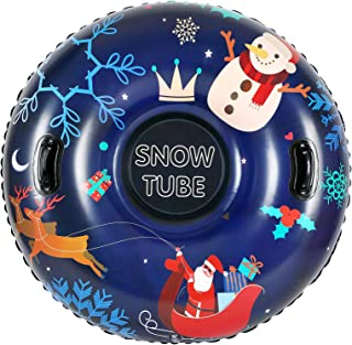 سورتمه برفی بادی لوله لوله Snow - لوله برفی سنگین 47 اینچ برای کودکان