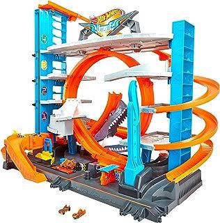 Hot Wheels Ultimate Garagem, Mattel, Azul
