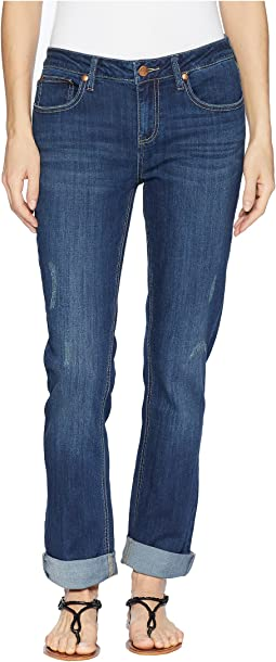 Retro Crop Length Mae Mid-Rise Jeans