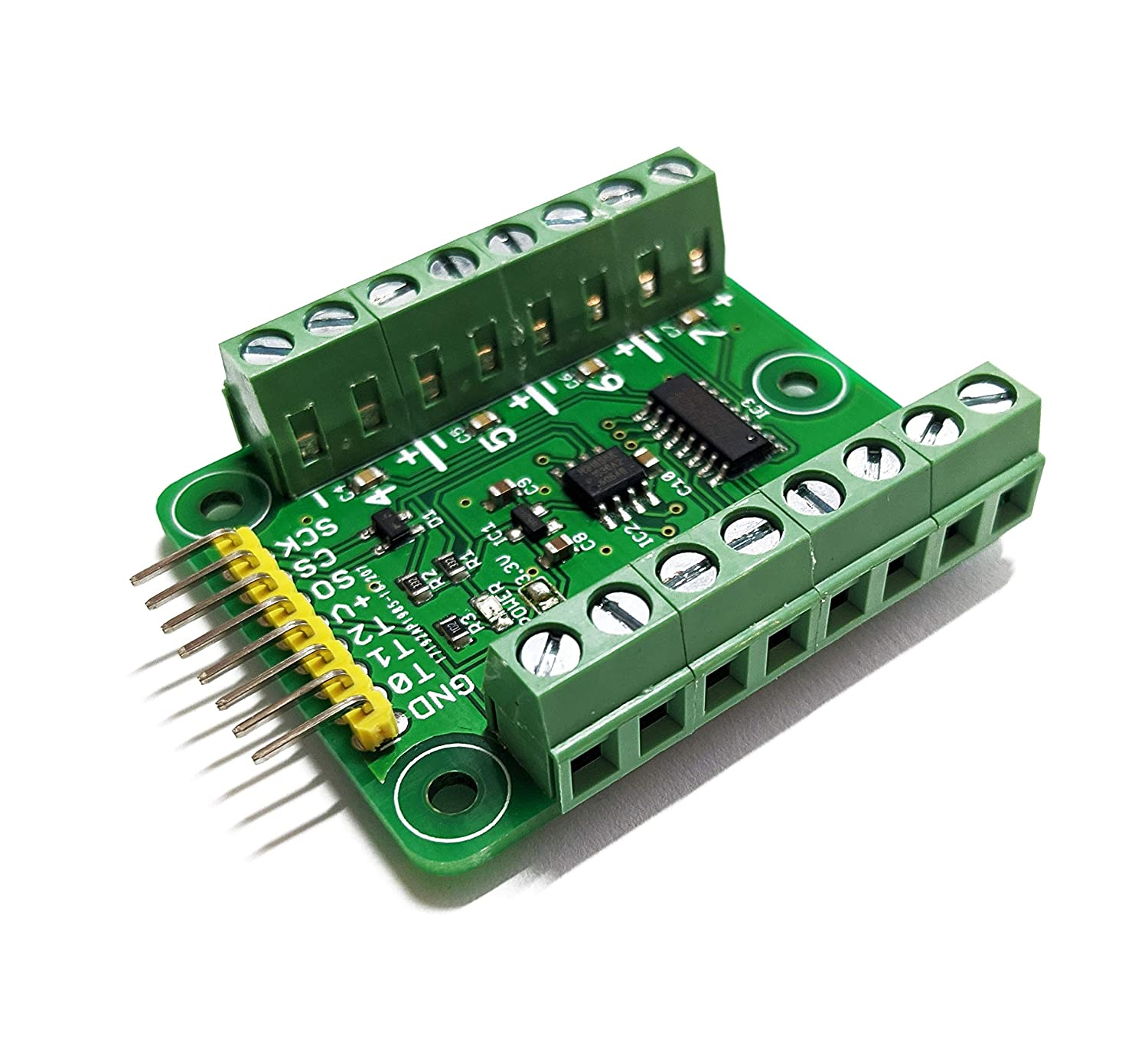 Octo Free shipping K-Type Thermocouple Breakout New color Board MAX31855 -200°C to +