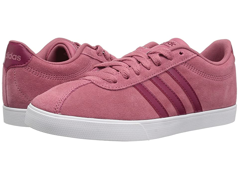 adidas Courtset (Trace Maroon/Mystery Ruby/Mystery Ruby) Women