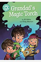 Grandad's Magic Torch: Independent Reading Turquoise 7 (Reading Champion Book 691) Kindle Edition